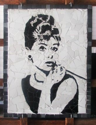 Audrey Hepburn - The Gallery at Chaloklum - Koh Phangan