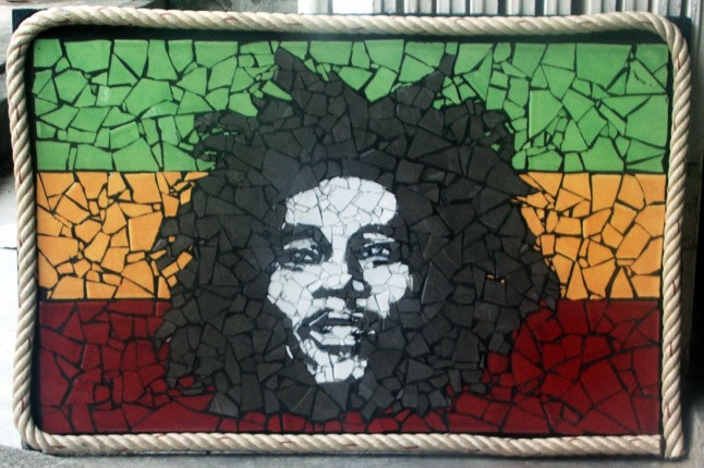 Bob Marley - Large - The Gallery at Chaloklum - Koh Phangan